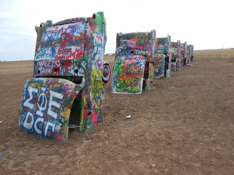 Cadillac Ranch (TX)