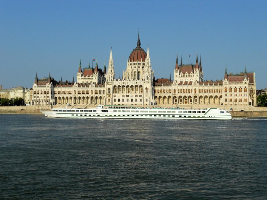 Palazzo Del Parlamento Ungherese Hungarian Parliament