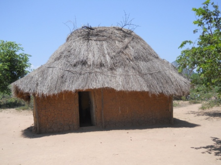 Capanna Tipica -  Typical hut