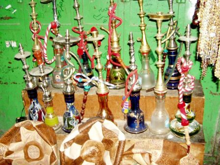 Assortimento di narghilè - Assortment of water pipe